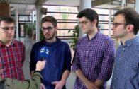 'Inderogables 2.0' representan a la UCLM en la Liga Nacional de Debate