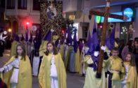 La Oración en el Huerto sorprende con su cambio de itinerario