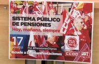 Los sindicatos llaman a la movilización el próximo 17 de marzo