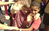 'Vacaciones en Paz' busca familias de acogida en Albacete