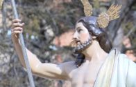 El Resucitado puso el broche a la Semana de Pasión en la capital
