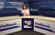 Informativo Visión Seis Televisión 3 abril 2018