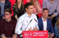 Sánchez defiende que el PSOE será el encargado de terminar la A-32