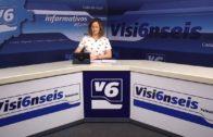 Informativo Visión 6 Televisión 28 Mayo 2018