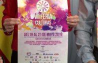 Una ventana al mundo del 19 al 21 en la Feria de las Culturas