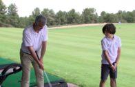 El Golf como actividad extraescolar en los meses de verano