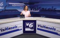 Informativo Visión 6 Televisión 21 junio 2018
