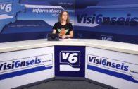 Informativo Visión 6 Televisión 27 junio 2018