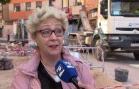 Polémica por las eternas obras en la calle Carnicerías