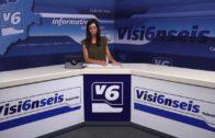 Informativo Visión 6 Televisión 18 julio 2018