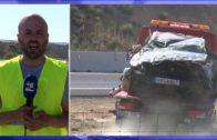 Trágico accidente de tráfico en Albacete