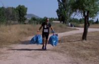 Al Fresco Reportaje Plogging en Alpera 15 de Agosto de 2018