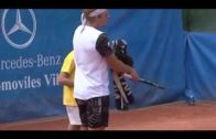 Andújar y Almagro, en el Trofeo Internacional de Tenis