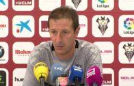 El Alba buscará su primera victoria de la temporada ante el Córdoba