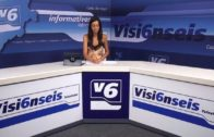 Informativo Visión 6 Televisión 2 agosto 2018