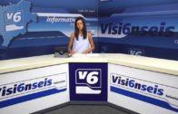 Informativo Visión 6 Televisión 3 agosto 2018