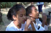 `Vacaciones en Paz´ visita la Granja Escuela La Casita