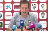 Luis Miguel Ramis tiene a todo su equipo disponible salvo Mathías Olivera