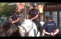 Más agentes y vigilantes de Seguridad para esta Feria