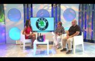 Rosa García Dtora CARITAS – Rafael López Gerente Fundación El Sembrador 100918