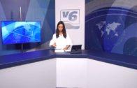 Informativo Visión 6 Televisión 9 Octubre 2018