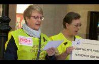 Lucha por unas pensiones dignas en Albacete
