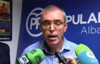 Vicente Aroca, nuevo presidente del PP de Albacete