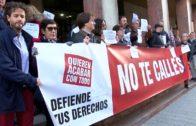 Concentración en los Juzgados contra la reforma de la LOPJ