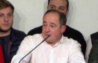 "Emilio Sáez, candidato ""corrupto"" del PSOE"