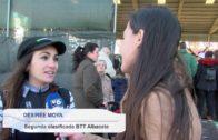 Iván López y Ana López se imponen en la BTT de Albacete