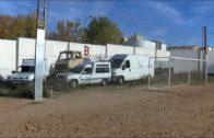 Los campos de fútbol del Carlos Belmonte son un vertedero