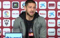 """Acuña: """"Estoy encantado de poder continuar en el Albacete"""