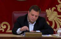 """Manuel Serrano se """"autoproclama"""" candidato"""