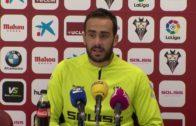 Rei Manaj ya entrena con máscara y Paulo Vitor regresa a Albacete