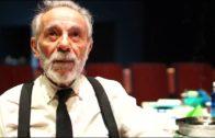 El actor José Luis Gómez, Premio Nacional de Teatro Pepe Isbert