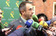 La Guardia Civil interviene 60 kilos de hachís en Villarrobledo