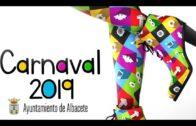 Un guiño de la mujer en el cartel de Carnaval 2019