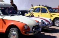 A Pie de Calle Reportaje Concentración de coches clásicos 6 marzo 2019