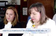 Dimite la portavoz de Ciudadanos en Hellín