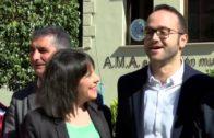El PSOE presenta a sus candidatos para el Congreso de los Diputados y el Senado