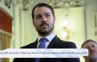 Javier Álvaro toma el relevo en la Fundación ONCE Albacete
