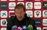 """Ramis: """"En el vestuario solo se habla del Tenerife y no de los árbitros"""""""