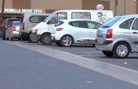 Roban un coche con una niña y la abandonan en un parking