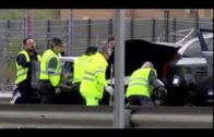 Accidente múltiple en la A 31 con varios heridos de consideración