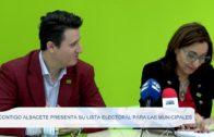 Contigo Albacete presenta su lista electoral para las municipales