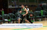 El Arcos Albacete Basket vence a Baskonia y acaricia la permanencia