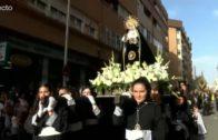 Procesión Lunes Santo, `Dejad que los niños se acerquen a mÍ´, 15 Abril 2019