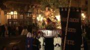 Procesión Martes Santo, 'Oración en el Huerto' 16 Abril 2019
