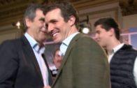 Santiago Abascal y Pablo Casado, en la provincia este Fin de Semana