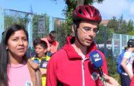 """El IES Vandelvira """"echa a rodar"""" la XI bicicletada"""